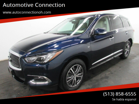 2017 Infiniti QX60 for sale at Automotive Connection in Fairfield OH