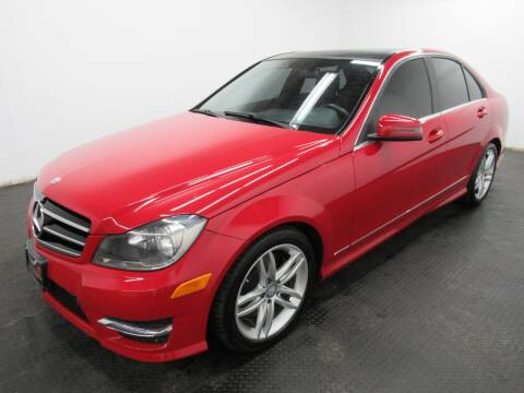 2014 Mercedes-Benz C-Class for sale at Automotive Connection in Fairfield OH