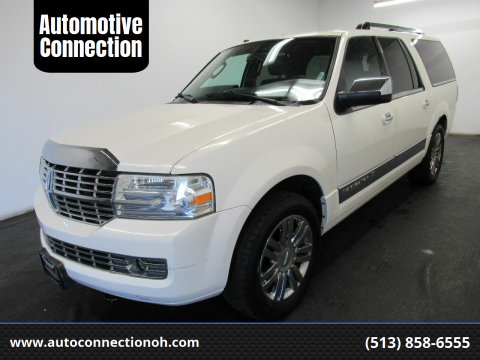 2007 Lincoln Navigator L for sale at Automotive Connection in Fairfield OH