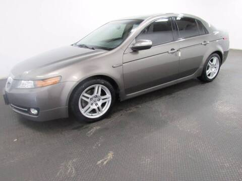 2008 Acura TL for sale at Automotive Connection in Fairfield OH