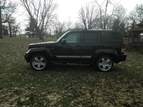 2012 Jeep Liberty for sale in Cayuga, IN