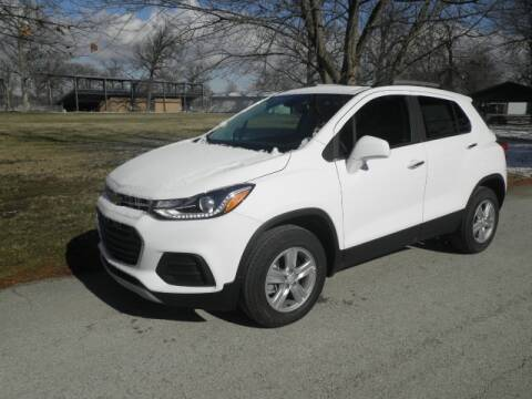 2020 Chevrolet Trax for sale at Clark Chevrolet Sales Inc in Cayuga IN