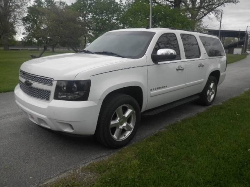 2008 Chevrolet Suburban for sale at Clark Chevrolet Sales Inc in Cayuga IN