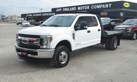 2018 Ford F-350 Super Duty for sale in Cleburne, TX