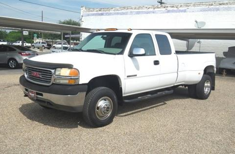 2001 GMC Sierra 3500 for sale in Cleburne, TX