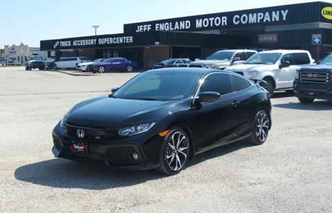 2019 Honda Civic for sale in Cleburne, TX