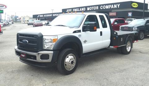 2012 Ford F-550 Super Duty for sale in Cleburne, TX