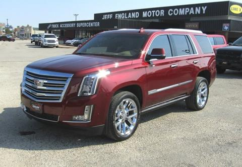 2018 Cadillac Escalade for sale in Cleburne, TX