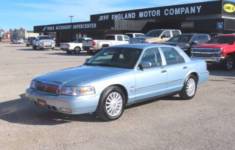2011 Mercury Grand Marquis for sale in Cleburne, TX