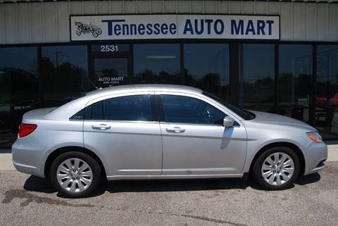 2012 Chrysler 200 for sale in Columbia, TN