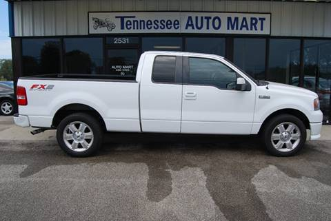 2007 Ford F-150 for sale in Columbia, TN