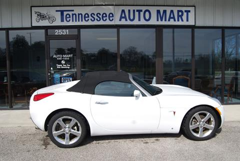 2006 Pontiac Solstice for sale in Columbia, TN