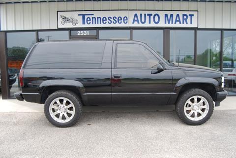 1995 GMC Yukon for sale in Columbia, TN
