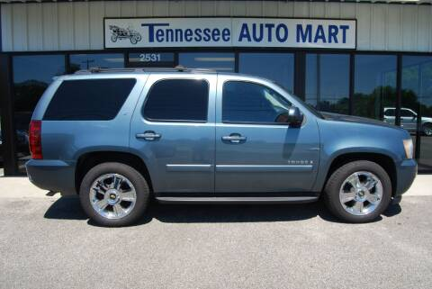 2009 Chevrolet Tahoe for sale at Tennessee Auto Mart Columbia in Columbia TN