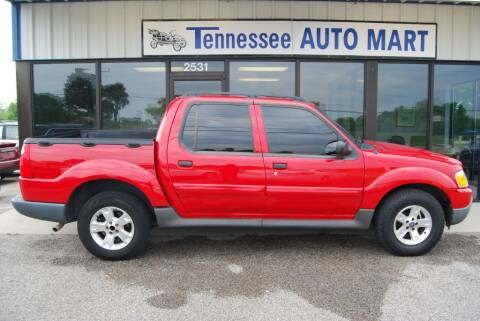 2005 Ford Explorer Sport Trac for sale at Tennessee Auto Mart Columbia in Columbia TN
