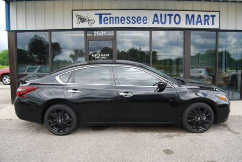 2017 Nissan Altima 2.5 for sale at Tennessee Auto Mart Columbia in Columbia TN