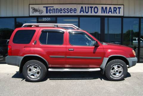 2001 Nissan Xterra XE-V6 for sale at Tennessee Auto Mart Columbia in Columbia TN