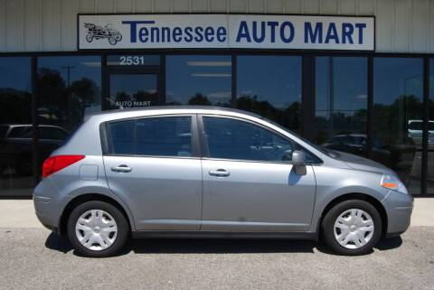 2011 Nissan Versa 1.8 S for sale at Tennessee Auto Mart Columbia in Columbia TN