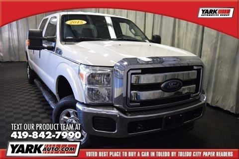 2015 Ford F-250 Super Duty for sale in Toledo, OH
