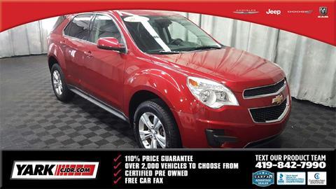 2015 Chevrolet Equinox for sale in Toledo, OH