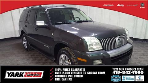 2007 Mercury Mountaineer for sale in Toledo, OH