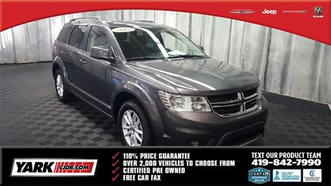 2017 Dodge Journey for sale in Toledo, OH