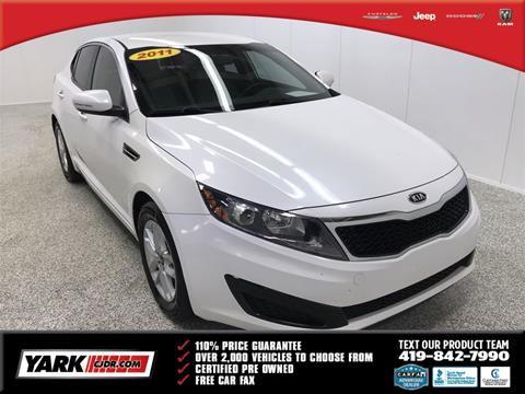 2011 Kia Optima For Sale In Toledo, OH