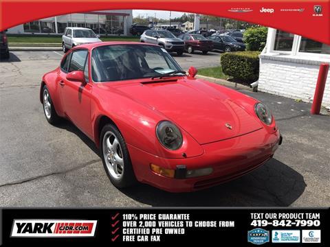 1996 Porsche 911 for sale in Toledo, OH