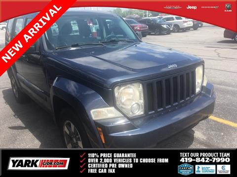 2008 Jeep Liberty for sale in Toledo, OH