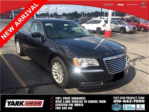 2013 Chrysler 300 For Sale >> 2013 Chrysler 300 For Sale In Toledo Oh