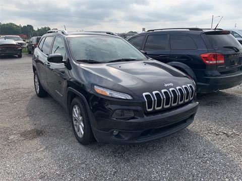 2014 Jeep Cherokee for sale in Toledo, OH