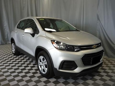 2018 Chevrolet Trax for sale in Toledo, OH