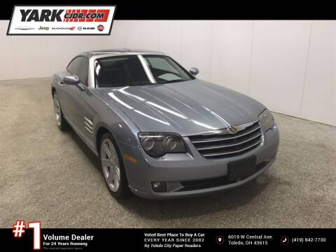2005 Chrysler Crossfire for sale in Toledo, OH