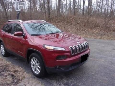 2017 Jeep Cherokee Latitude for sale at Yark Chevrolet in Toledo OH