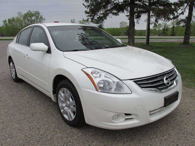 2011 Nissan Altima 25 S 4dr Sedan In Shakopee Mn Buy Rite Auto Sales