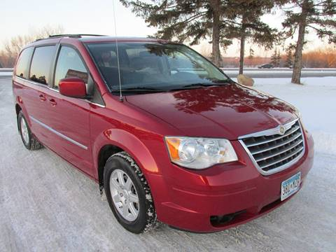 2010 Chrysler Town and Country for sale in Shakopee, MN