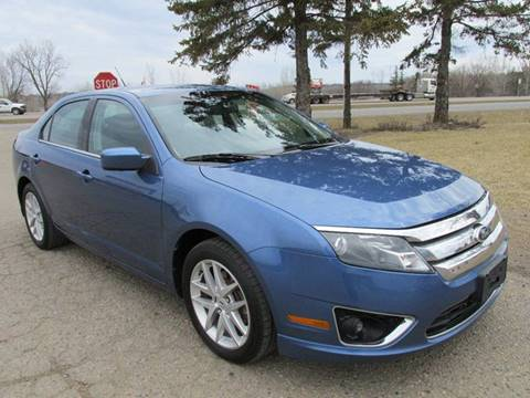 2010 Ford Fusion for sale in Shakopee, MN