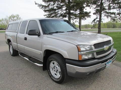 2004 Chevrolet Silverado 1500 for sale in Shakopee, MN