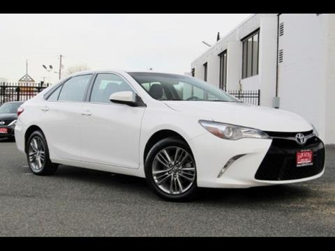 Toyota Laurel Md >> 2017 Toyota Camry For Sale In Laurel Md