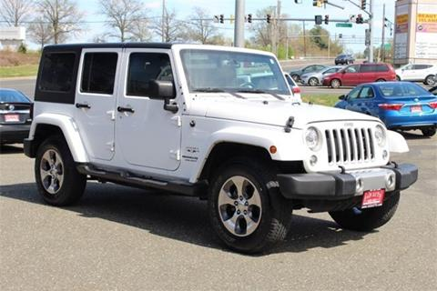 2018 Jeep Wrangler Unlimited for sale in Laurel, MD