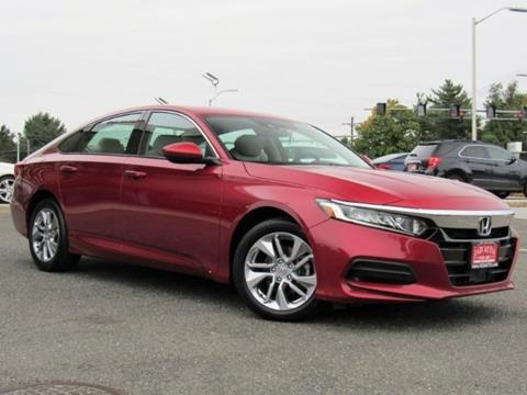 2018 Honda Accord for sale in Laurel, MD