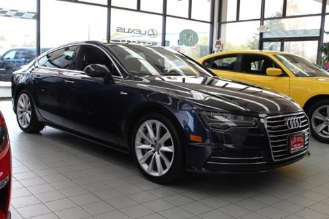 2016 Audi A7 for sale in Laurel, MD