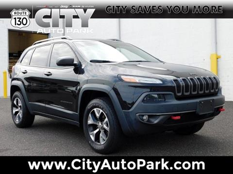 2014 Jeep Cherokee for sale in Burlington, NJ