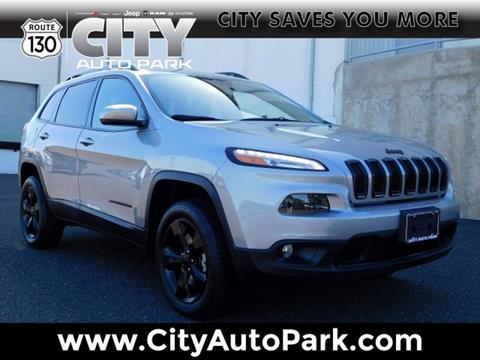 2016 Jeep Cherokee for sale in Burlington, NJ