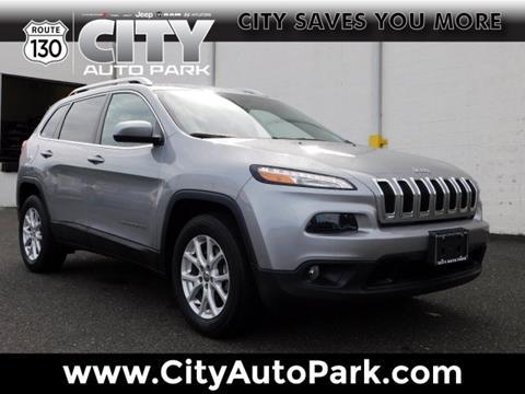 2017 Jeep Cherokee for sale in Burlington, NJ