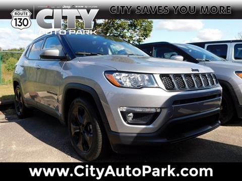 2020 Jeep Compass for sale at City Auto Park in Burlington NJ