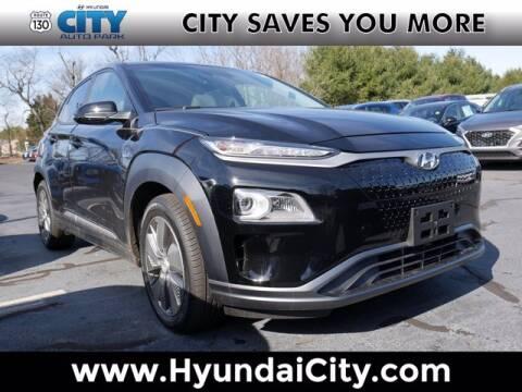 2019 Hyundai Kona EV for sale at City Auto Park in Burlington NJ