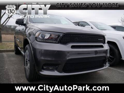 2020 Dodge Durango for sale at City Auto Park in Burlington NJ