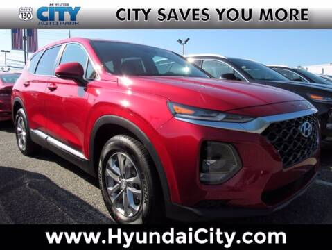 2020 Hyundai Santa Fe for sale at City Auto Park in Burlington NJ