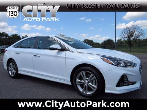 2018 Hyundai Sonata for sale at City Auto Park in Burlington NJ